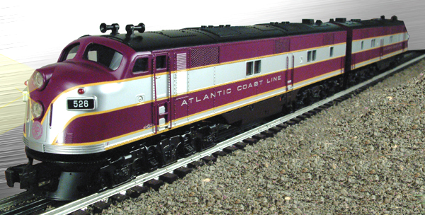 Williams Electric Trains